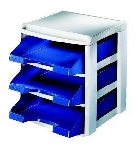 Stohovací systém Leitz PLUS, modrý