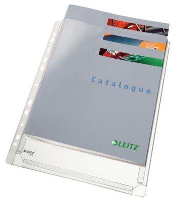 Závěsné kapsy Leitz s rozšiřitelnou kapacitou, balení 10 ks