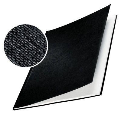 Tvrdé desky impressBIND, 15 - 35 listů, černé, balení 10 ks