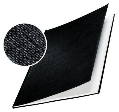 Tvrdé desky impressBIND, 36 - 70 listů, černé, balení 10 ks
