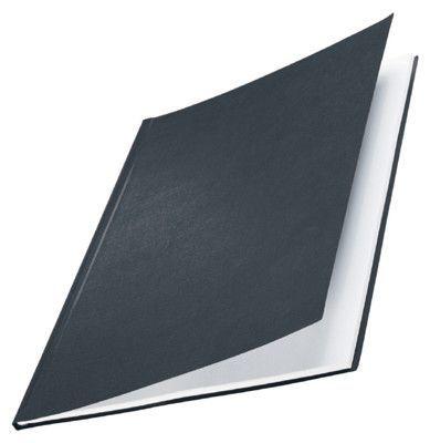 Tvrdé desky impressBIND, 71 - 105 listů, černé, balení 10 ks