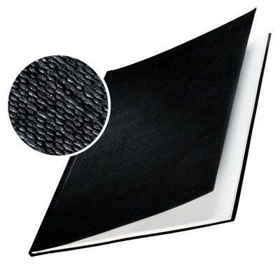 Tvrdé desky impressBIND, 106 - 140 listů, černé, balení 10 ks