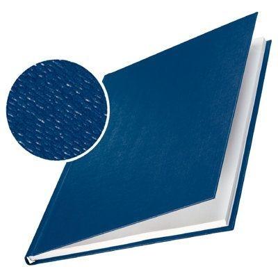 Tvrdé desky impressBIND, 141 - 175 listů, modré, balení 10 ks