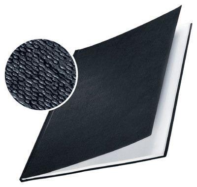 Tvrdé desky impressBIND, 141 - 175 listů, černé, balení 10 ks