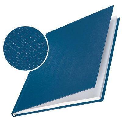 Tvrdé desky impressBIND, 176 - 210 listů, modré, balení 10 ks