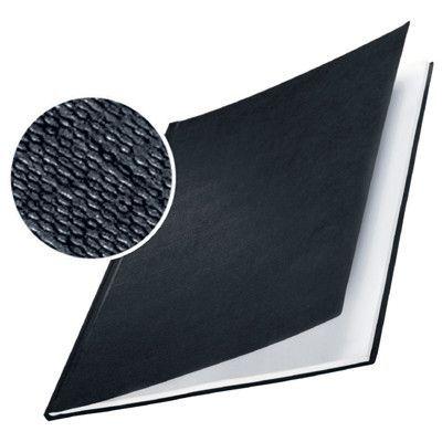 Tvrdé desky impressBIND, 176 - 210 listů, černé, balení 10 ks