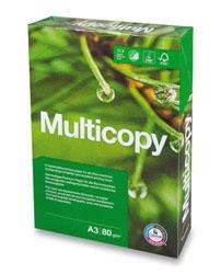 Papír xerografický Multicopy Original A3, 80 g (balení 500 l