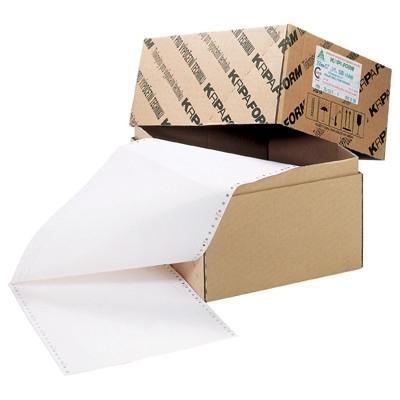 Papír tabelační 24+0 (balení 2.000 listů)