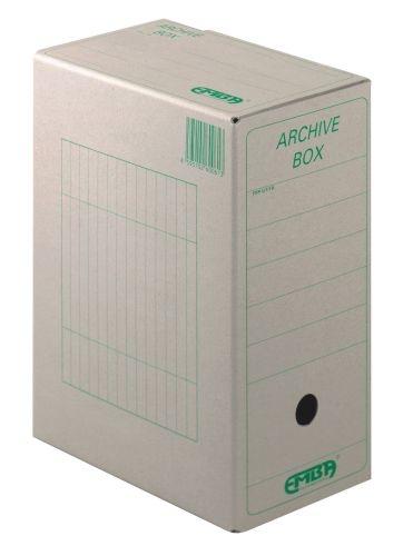 Archivní krabice EMBA I/150, 330 × 260x150 mm