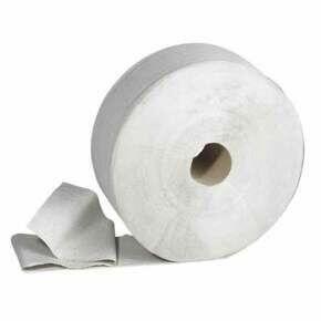 Papír toaletní jednovrstvý, 19 cm