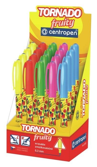 Kuličkové pero 2675 Tornádo Fruity