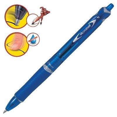 Pero kuličkové Pilot Acroball, modré
