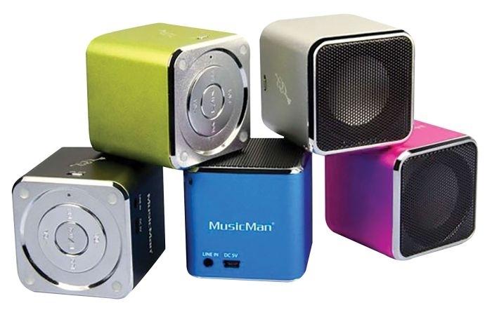 Přenosný reproduktor Technaxx Mini MusicMan